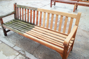 teak bench before and after large2